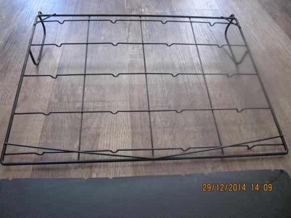 wire shelf without the plastic insert